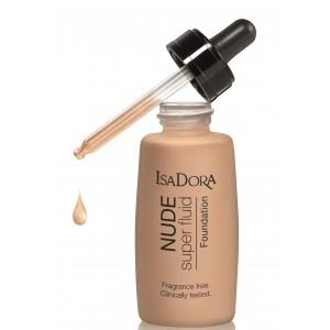 Buy IsaDora Nude Super Fluid Foundation - Nykaa