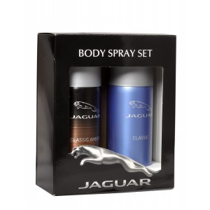 Buy Jaguar Deo Pack of 2 ( Classic Amber, Classic Blue) - Nykaa