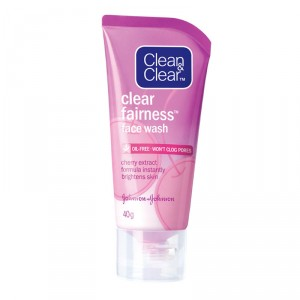 Buy Clean & Clear Fairness Face Wash - Nykaa