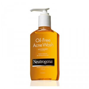 Buy Neutrogena Oil-Free Acne Wash - Nykaa