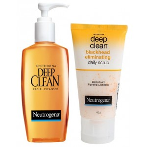 Buy Neutrogena Get Squeeky Clean Combo - Nykaa