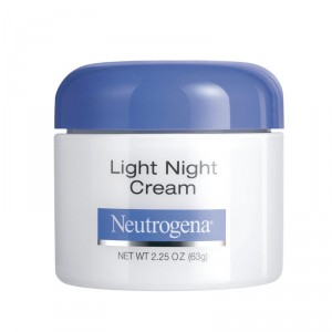 Buy Herbal Neutrogena Light Night Cream - Nykaa