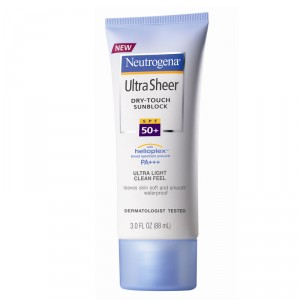 Buy Neutrogena UltraSheer Dry Touch Sunblock SPF 50+ - Nykaa