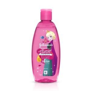 Buy Johnson's Active Kids Shiny Drops Shampoo - Nykaa