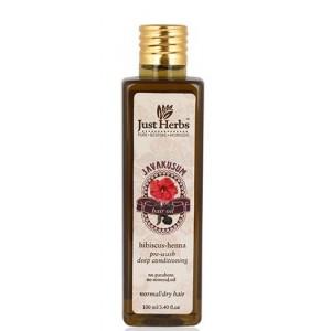 Buy Just Herbs Javakusum Hair Oil - Nykaa