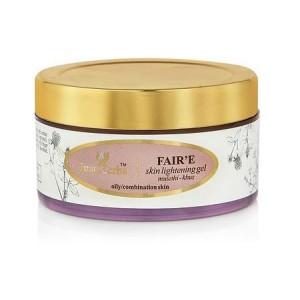 Buy Just Herbs Fair'e Mulethi-Khus Skin Lightening Gel - Nykaa