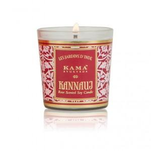 Buy Kama Ayurveda Kannauj Candle - Nykaa