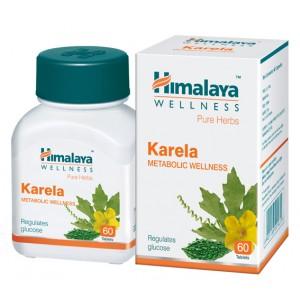 Buy Himalaya Wellness Karela Regulates Metabolism - 60 Capsules - Nykaa