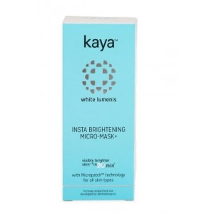 Buy Kaya Insta Brightening Micro Mask - Nykaa