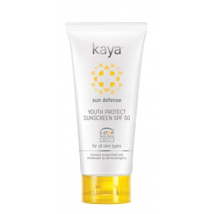 Buy Kaya Youth Protect Sunscreen SPF 50 - Nykaa
