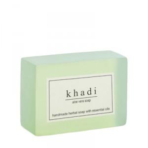 Buy Khadi Natural Aloe Vera Soap - Nykaa