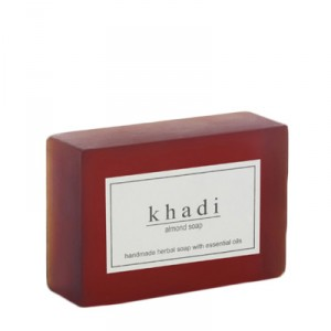 Buy Khadi Natural Almond Soap - Nykaa