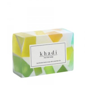 Buy Khadi Natural Mix Fruit Soap - Nykaa