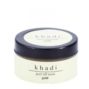 Buy Khadi Natural Gold Peel Off Mask - Nykaa