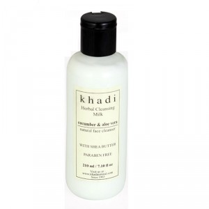 Buy Khadi Natural Cucumber Aloe Vera Herbal Cleansing Cream - Nykaa