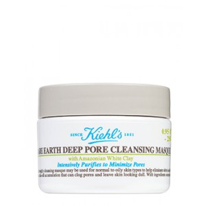 Buy Kiehl's Rare Earth Deep Pore Cleansing Masque - Nykaa
