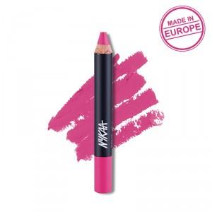 Buy Nykaa Pout Perfect Lip & Cheek Velvet Matte Crayon Lipstick - Nykaa