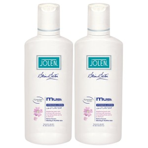 Buy Jolen Musk Lotion Twin Pack - Nykaa