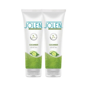 Buy Jolen Cucumber Water Face Wash Twin Pack - Nykaa