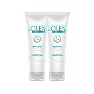Buy Jolen Whitening Face Wash Twin Pack - Nykaa