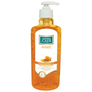Buy Jolen Aesthetic Papaya Face Cleansing Gel - Nykaa