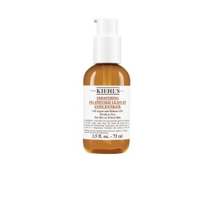 Buy Herbal Kiehl's Smoothing Oil-Infused Leave In Concentrate - Nykaa