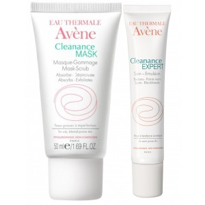 Buy Avene Treat & Purify Kit - Nykaa
