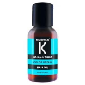 Buy Kronokare No Shady Shade - Color Repair Hair Oil - Nykaa