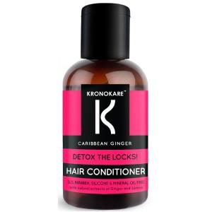 Buy Herbal Kronokare Detox The Locks! Hair Conditioner - Nykaa