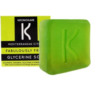 Buy Kronokare Fabulously Fresh - Glycerine Soap - Nykaa