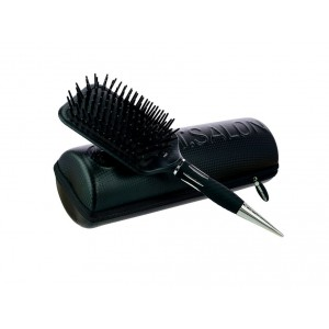 Buy Kent Salon KS07 Grooming & Straightening Brush for Thick and/or Wet Hair - Nykaa