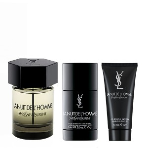 Buy Yves Saint Laurent Nuit Gift Set - Nykaa