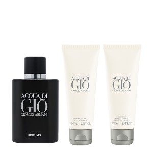 Buy Herbal Giorgio Armani Acqua Di Gio Profumo Gift Set - Nykaa
