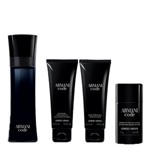 Buy Giorgio Armani Code Four Piece Gift Set - Nykaa