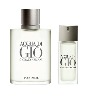 Buy Herbal Giorgio Armani Aqua Di Gio Gift Set - Nykaa