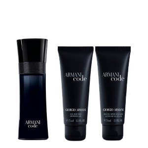 Buy Herbal Giorgio Armani Code Eau De Toilette Gift Set - Nykaa