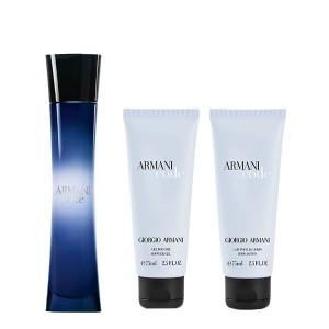 Buy Giorgio Armani Code Femme Gift Set - Nykaa