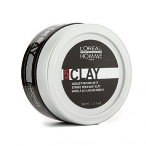 Buy L'oreal Professionnel Homme Clay Strong Hold Matt Clay - Nykaa