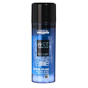 Buy L'Oreal Professionnel Tecni Art Wet Domination Extreme Splash Gelee - Nykaa