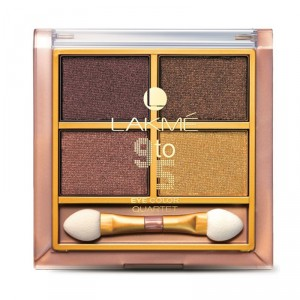 Buy Lakme 9 To 5 Eye Quartet Eyeshadow - Nykaa