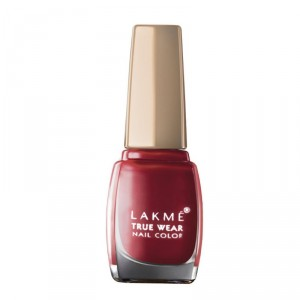Buy Herbal Lakme True Wear Nail Color Limited Edition - Nykaa