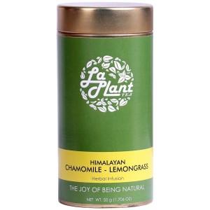 Buy LaPlant Himalayan Chamomile & Lemongrass - 50 Gm - Nykaa