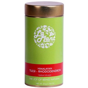 Buy LaPlant Himalayan Tulsi Rhododendron - 50 Gm - Nykaa
