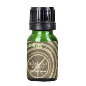 Buy Omved Mashaka Mosquito Diffuser Oil - Nykaa