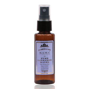 Buy Kama Ayurveda Pure Lavender Water Face & Body Mist - Nykaa
