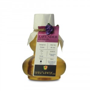 Buy Soulflower Lavender Aroma Massage Oil - Nykaa