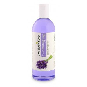 Buy The Body Care Lavender Body Massage Oil - Nykaa