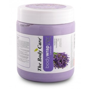 Buy The Body Care Lavender Body Wrap - Nykaa