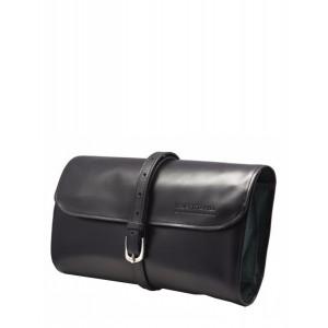 Buy Truefitt & Hill Leather Travel Roll-Up Wet Pack - Black - Nykaa