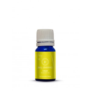 Buy Herbal Juicy Chemistry Lemon Essential Oil - Nykaa